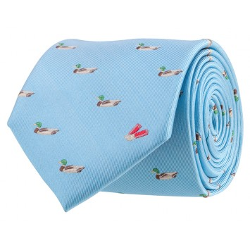 Duck & Shells gent light blue